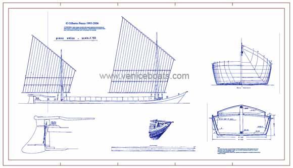 Conservazione progetti e sistemi di progettazione for Disegnare piani di costruzione in scala