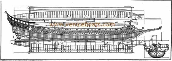 Gilberto penzo barche e navi veneziane la flotta di for Piani di costruzione del costruttore
