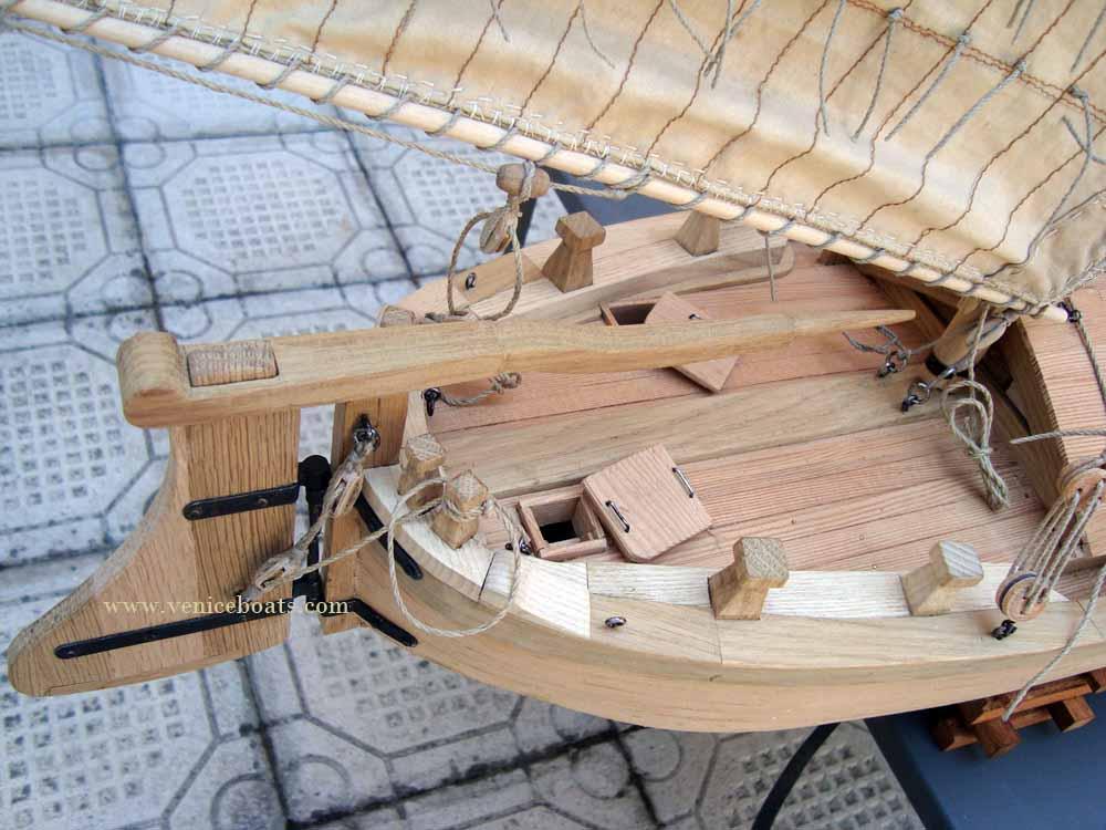 Gilberto penzo barche e navi veneziane la flotta di for Piani di costruzione di un garage