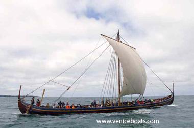Risultati immagini per la barca vichinga