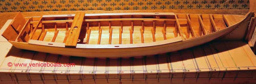 Gilberto penzo barche e navi veneziane modelli navi for Negozi piani di costruzione